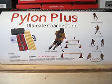 Pylon Plus Ultimate Coaches Hockey Training System! Perfect for Minor Hockey