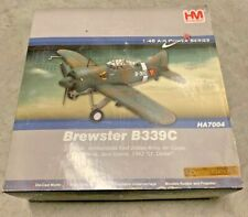 Hobby Master HA7004 Brewster F2A Buffalo Netherlands East Indies Army Air Corps