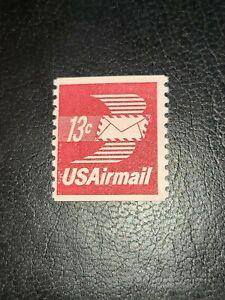 US Scott #C83, Single 1973 Air Mail 13c MNH - #3051