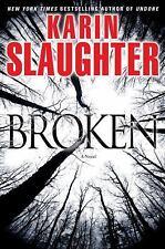 Broken by Karin Slaughter (2010, HC/DJ/New/Free Shipping)