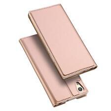 Sony Xperia L1 Flip Housse Téléphone Portable de Protection Étui
