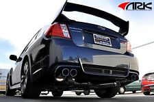 11+ Subaru WRX STi Sedan ARK Performance GRiP Exhaust - Burnt Tips