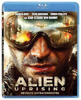 Alien Uprising (Blu-ray) (Bilingual) New Blu-ray