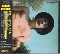 Fleetwood Mac Mr. Wonderful JAPAN CD with OBI ESCA7825