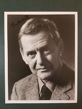 Tony Randall-JSA cert-signed photo(pose 2)