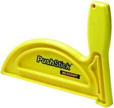 Milescraft 34040713 Tablesaw And Router Push Stick, Plastic