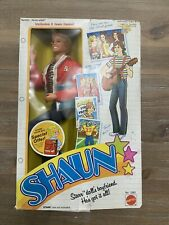 Vintage Brand New Sealed 1979 SHAUN Starr Doll's Boyfriend Mattel Figure