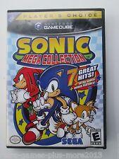 Sonic Mega Collection (Nintendo GameCube, 2002) Players Choice (NTSC/US/CA)