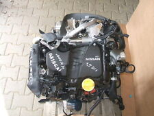 NISSAN QASHQAI II JUKE RENAULT SILNIK MOTOR ENGINE 1.5dci K9KA636 11500km