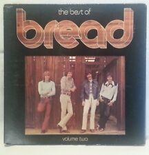 BREAD - vintage vinyl LP - The Best Of Bread - Volume Two - gatefold