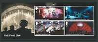GREAT BRITAIN 2016 MUSIC GIANTS - PINK FLOYD MINIATURE SHEET UNMOUNTED MINT, MNH