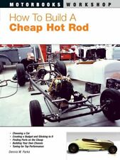 How to Build a Cheap Hot Rod by Dennis W. Parks (English) Paperback Book Free Sh