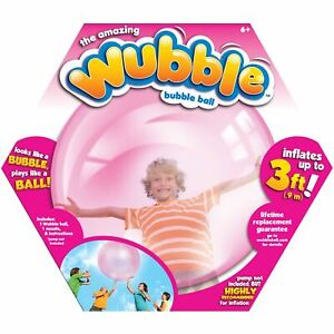 Wubble Bubble Ball, Pink