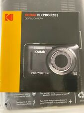 Kodak FZ53-BK PIXPRO 16MP 2.7in. Digital Camera - Black