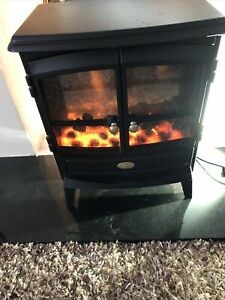 Dimplex Electric Fire Stove with Coal & Flame Effect