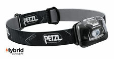 Petzl Tikkina Headlamp Headtorch Lighting Compact Outdoors Running Trek (Black)