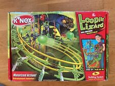 K'Nex Loopin' Lizard Offers Rollercoaster Construction Toy - Discontinued