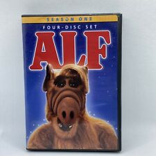 Alf - TV Series - Complete Season 1 DVD - 4 Disc Set