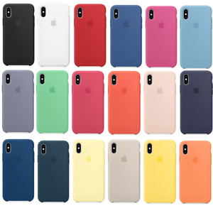 Slim OEM Liquid Silicone Soft Shockproof Matte For Apple iphone Phone Case Cover