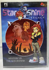 Star Shine Legacy Mystery Of The Soulriders Pc/computer Video Game/software