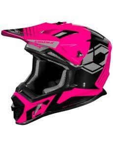 Castle X CX200 CX 200 Helmet ATV UTV Snowmobile Motocross Dirt Bike BMX Offroad