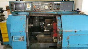 Miyano BND-20S-sub spindle-CNC Lathe-Fanuc 0-TC FOR PARTS ONLY CONTACT FOR PARTS