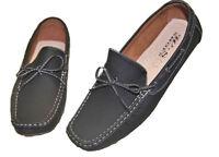 Mocassin chaussure bateau homme à enfiler semelle intérieur cuir fashion !