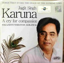 KARUNA A Cry For Compassion By Jagjit Singh - Original Spiritual MP3 CD