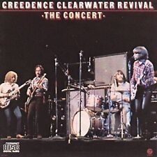 The Concert by Creedence Clearwater Revival (CD, Nov-1986, Fantasy)