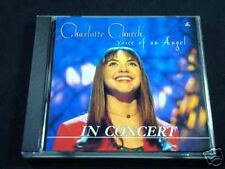 Vcd CHARLOTTE CHURCH Voice Of An Angel IN CONCERT VIDEO