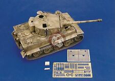 Royal Model 1/35 Tiger I Late Version Tank Update Set WWII (for Tamiya kit) 027