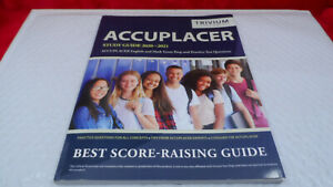 ACCUPLACER Study Guide 2020-2021-by Trivium English & Math Exam Team (Paperback)