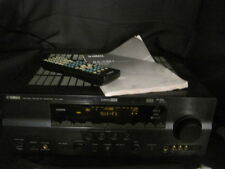 Yamaha RX-V661 7.1-Channel Digital Home Theater Receiver  W/ remote HDMI bundle