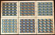 United Nations 1998 UN Peace Keeping,50th Anniv. Issue 6 Sheets of 20 MNH