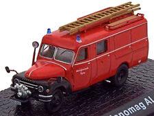 Hanomag LF 8 AL 28, Auto Modelo 1:72, Bombero Modelo de la revista