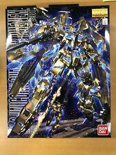 Bandai Hobby MG Unicorn Gundam 03 Phenex Model Kit (1/100 Scale)