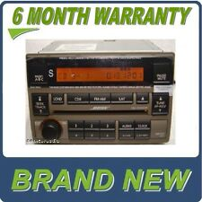 05 06 NISSAN Altima Radio Stereo 6 CD Player Disc Changer 28185-ZB20C BOSE SAT