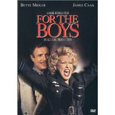 "WW2 ""FOR THE BOYS"" Bette MIDDLER James CAAN  Sealed DVD  £ 1.50 UK Post"