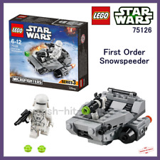 LEGO 75126 STAR WARS MICROFIGHTERS First Order Snowspeeder 91 Pieces Ages 6+ NEW