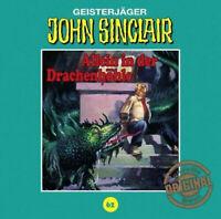 JOHN SINCLAIR Tonstudio Braun Folge 62 Allein in der Drachenhöhle Teil 2 * NEU