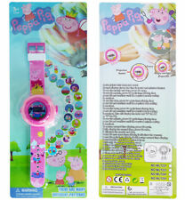 NEW Peppa Pig Toy Kid Children Girl Electronic Digital Display Wrist Watch Gift