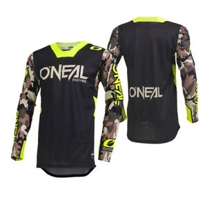 Oneal 2019 Mayhem Lite Ambush Jersey - Neon Yellow