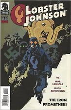 LOBSTER JOHNSON IRON PROMETHEUS #1 (2007) Back Issue (S)