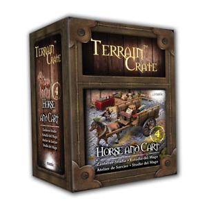 Mantic Games - Terrain Crate: Horse and Cart (MGTC166)
