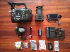 Sony PXW-FS7 + 2xCards + Reader + Battery + Charger + Monitor + Loupe + Arm Grip