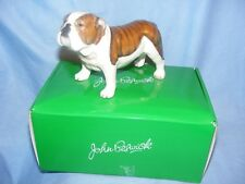 John Beswick Dog Bulldog Brindle JBD82BRI Figurine Ornament Present Gift