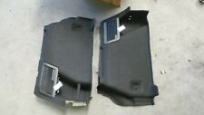 Ford focus tailgate boot arch carpet mk4 2019 plate