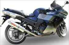 SILENCIEUX GPR TRIOVALE KAWASAKI ZZR 1400 2008/09/10/11