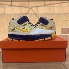 Size 11 Nike Zoom Kobe II 2 Los Angeles Lakers V
