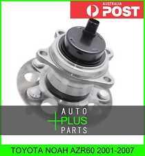 Fits TOYOTA NOAH AZR60 Rear Wheel Bearing Hub